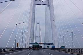Expressway Bridge in Nagoya