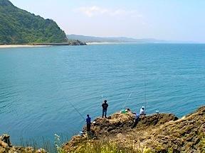 Niigata coast