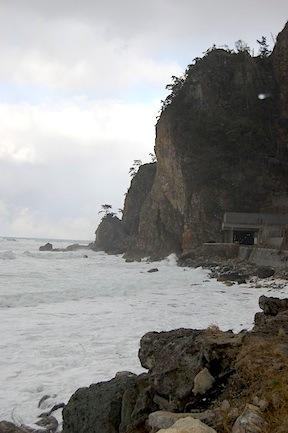 Noto cliffs
