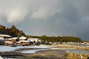 Noto Suzu coast