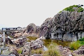 Muroto pond