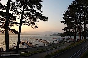 Lake Bandai