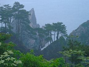 Rikuchi coast
