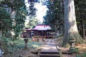 Shirakwa shrine