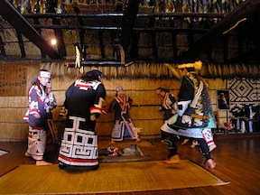 Ainu performance