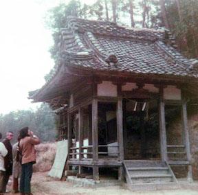 tomo shrine