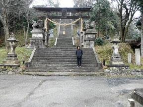 Hokori-no-Miya torii