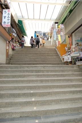 Kotohira-gū stairs