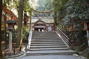 Mt. Miwa shrine
