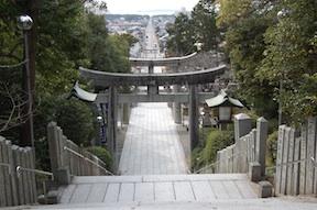 Miyajidake street