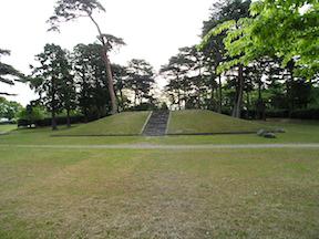 Taga castle site