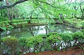 Takada pond