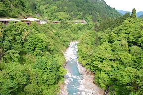 Tedori valley