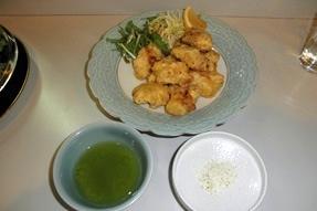 tempura chicken