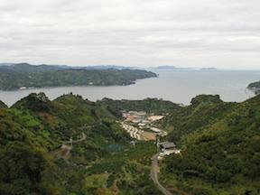 Road to Matsuyama
