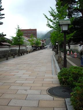 Tsuwano street