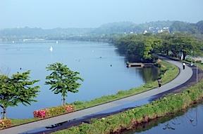 Lake Senba