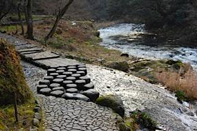 Yamanaka stones