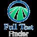 Logo Full Text Finder