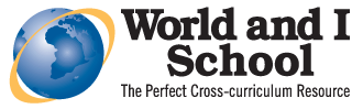 world and i school logo