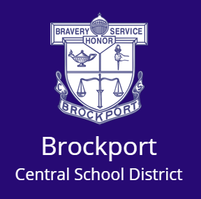 Brockport schools logo