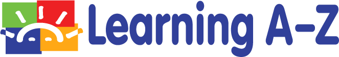 Learning A to Z logo