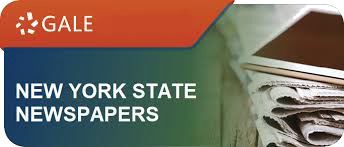 New York State Newspapers logo