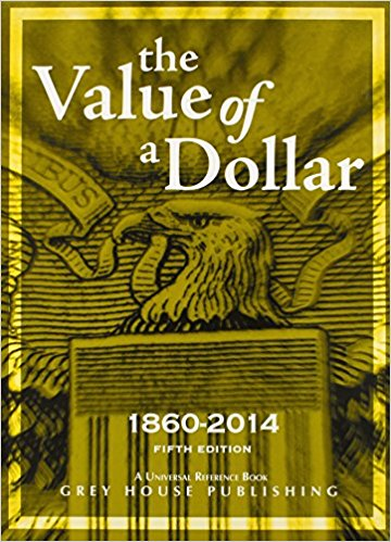 Value of a Dollar ebook