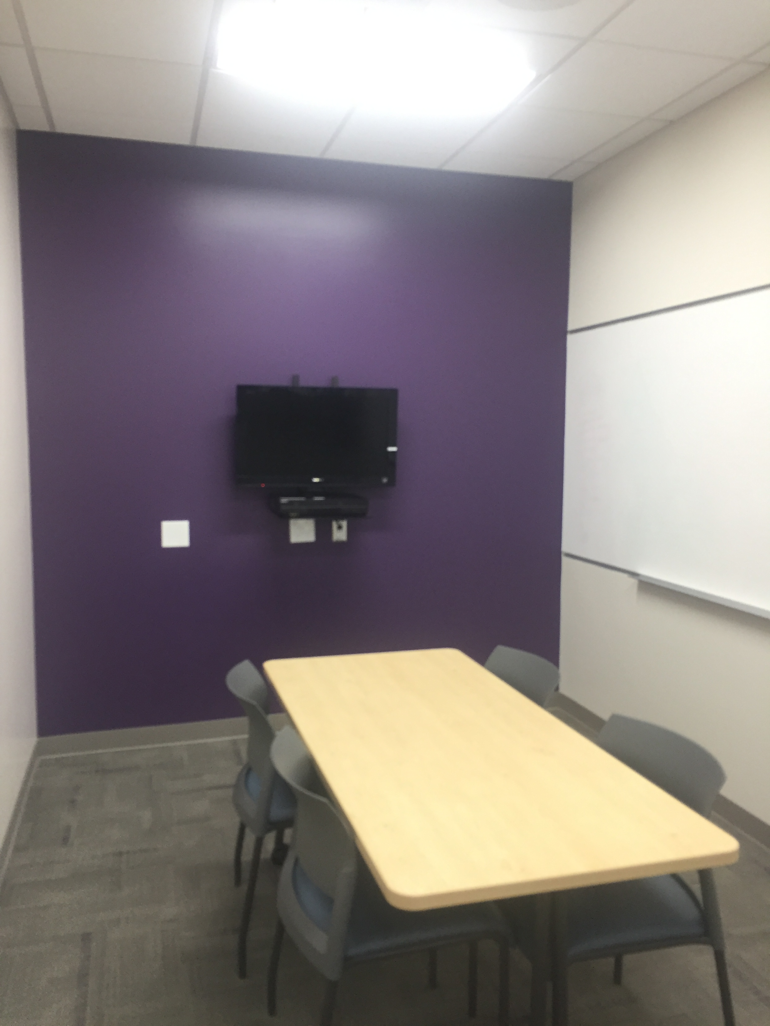 media viewing room image