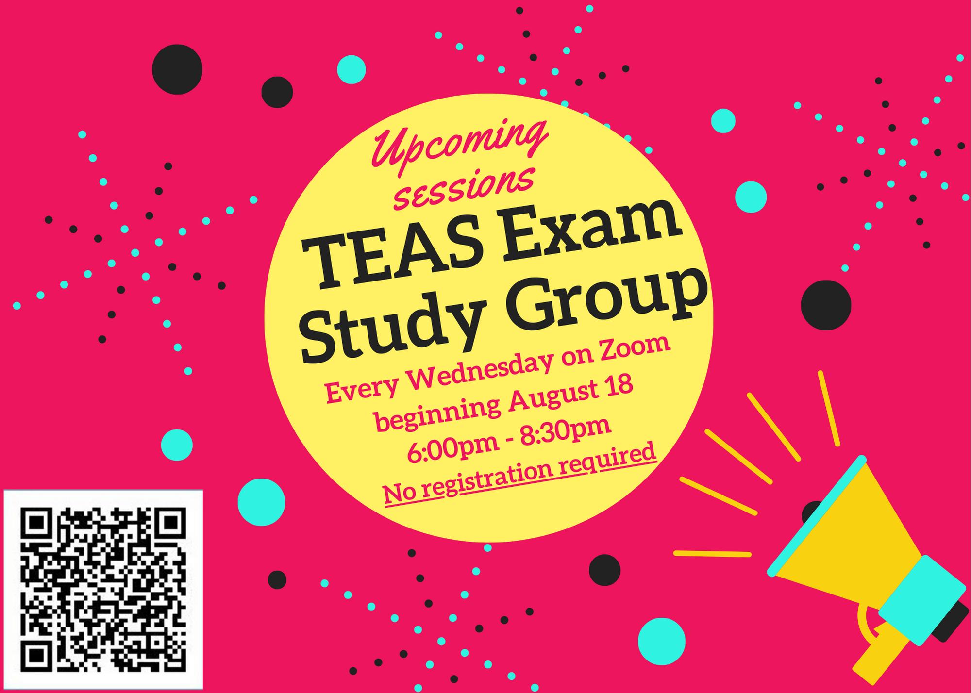 TEAs study group