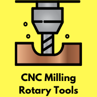 CNC Milling Rotary Tools