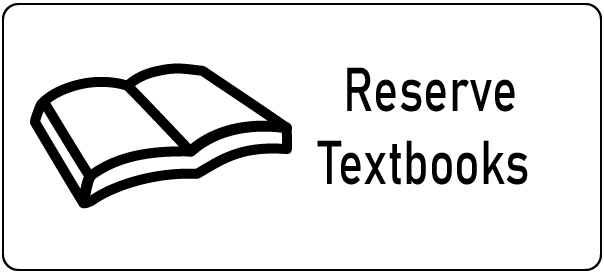 Reserve Textbooks button