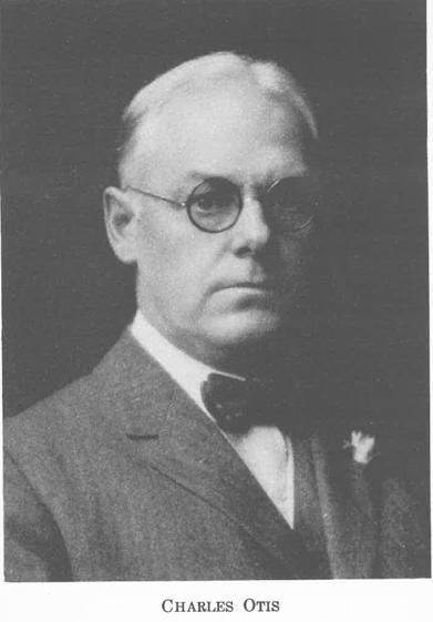 Photo of Charles Otis