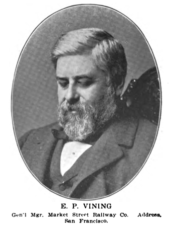 Portrait of Edward Payson Vining
