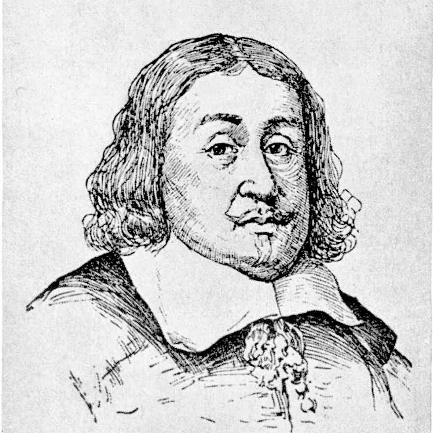 Portrait of John Eliot
