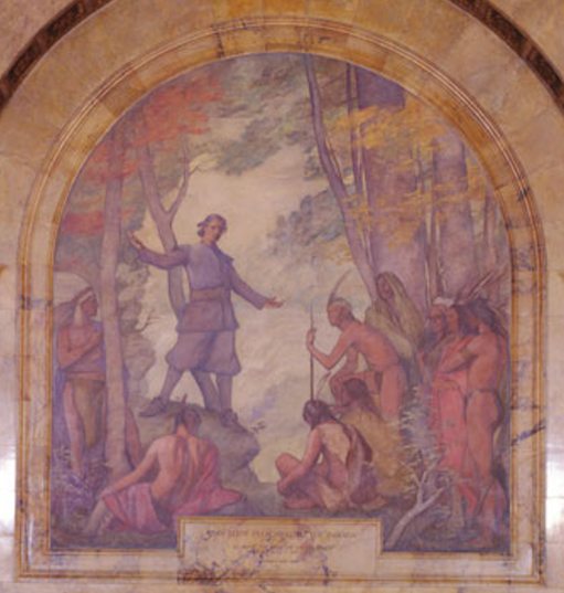Mural titled