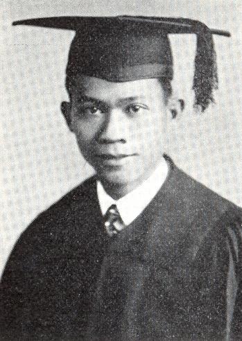 Yearbook photo of Patricio Confesor (1926)