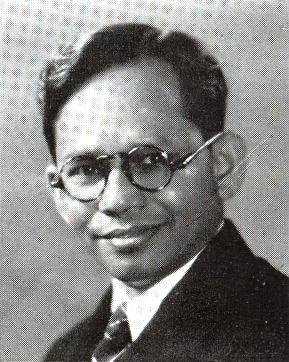 Yearbook photo of Sumant Ramteke (1940)