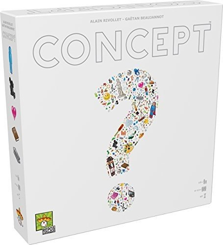 Image of Concept Board Game