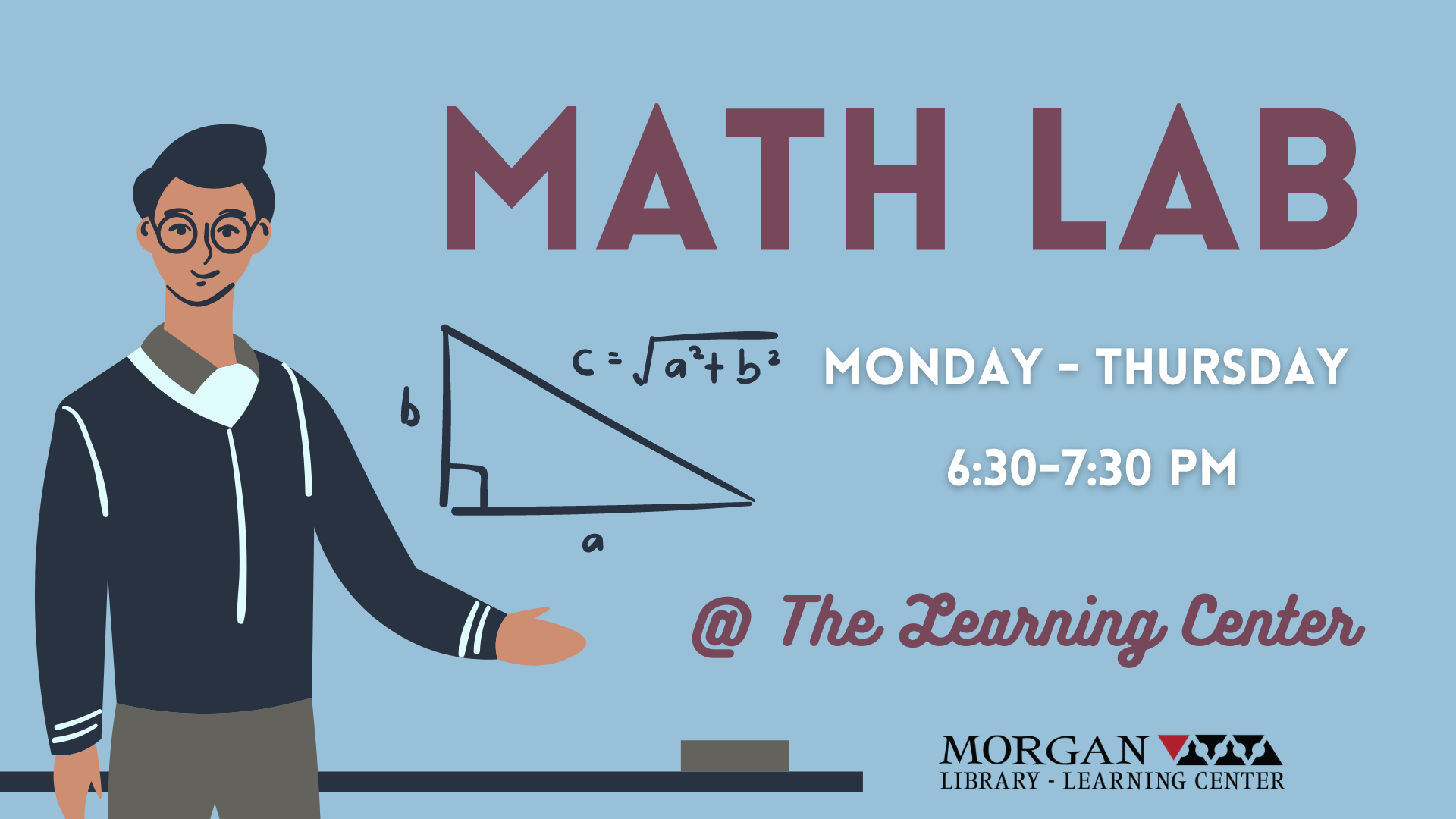 Math Lab @ The Learning Center