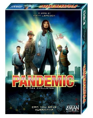 Image of Pandemic Board Game