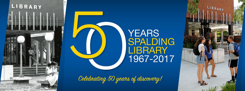 Library 50th Anniversary