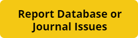 Report a database or journal issue