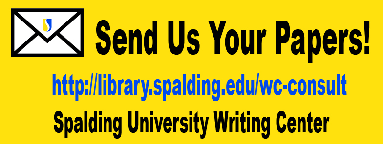 Submit Your Paper to the Writing Center