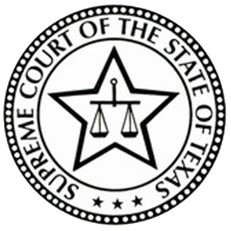 Seal of the Supreme Court of the State of Texas