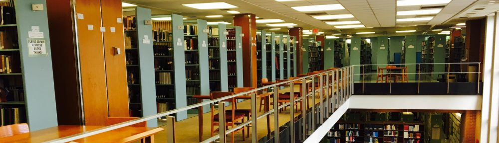 beeghly library student services