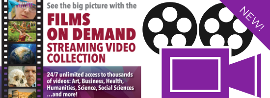 Films On Demand New Streaming Library Database