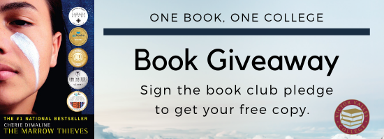Marrow Thieves Book Giveaway