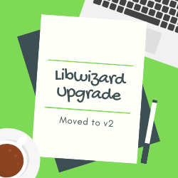 Libwizard now version 2