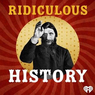 Ridiculous History logo